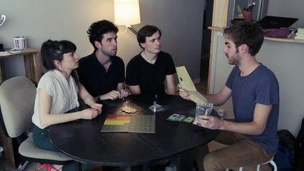 POISSON ROUGE - Jeux de société