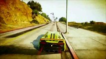 GTA 5 Stunts   ZENTORNO STUNT MONTAGE!   (GTA 5 DLC  GTA 5 Stunts)