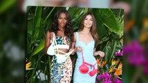 Victoria's Secret Engel Lily Aldridge und Jasmine Tookes zeigen ihre Unterwäsche