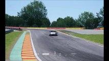 Porsche 911 (997) GT2 RS, Circuit de Spa-Francorchamps, Replay, Assetto Corsa, HD