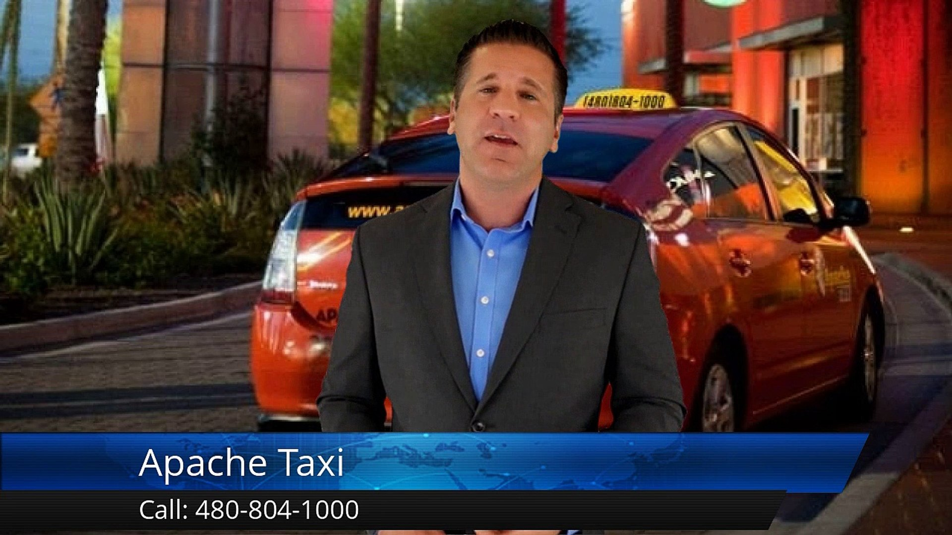 Apache Taxi Tempe PerfectFive Star Review by Joseph G.