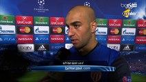 تصريحات أيمن عبد النور لاعب فريق موناكو بعد الفوز علي آرسنال