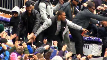 Ravens take domestic violence stand to rebuild after Rice