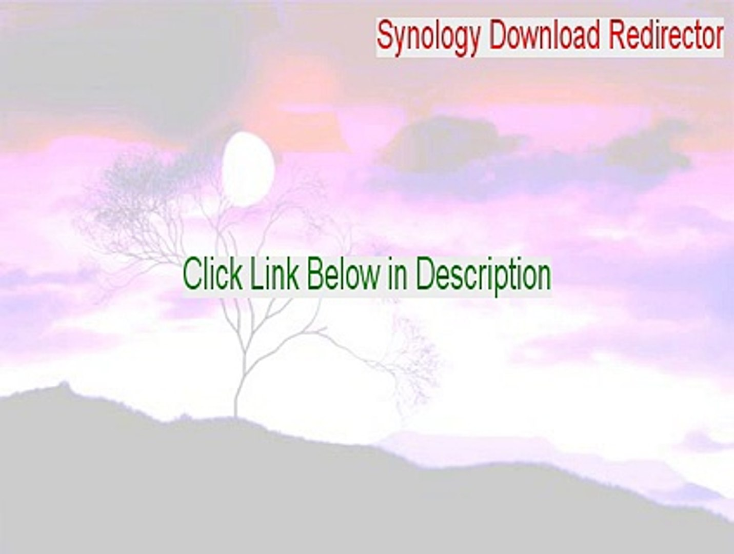 Synology Download Redirector Crack (Free Download)