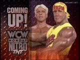 Hulk Hogan vs Ric Flair, WCW Monday Nitro 01.01.1996