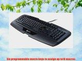 Genius Gaming Keyboard for MMORPG/RTS Gamer (GX-GAMING IMPERATOR)