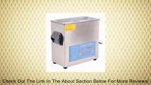 Eteyo Professional Heated 6l Dental Cleaning Heater Ultrasonic Cleaner 480w Review