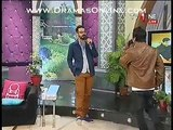 our hero Faysal Qureshi is a brilliant singer too