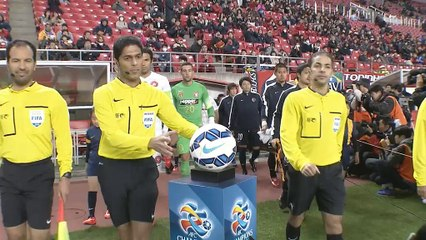 Western Sydney Wanderers 3-1 Kashima Antlers