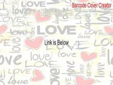 Barcode Cover Creator Free Download [Download Here]