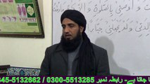 Dars-e-Quran by Professor Abdul Ghafoor Najam: Surah Marriyam (Ayat No. 30-31-32)