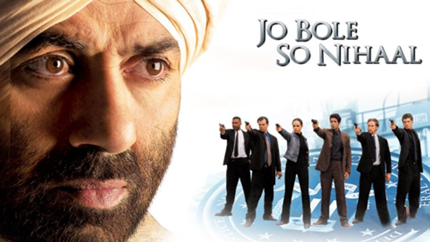 Jo Bole So Nihal - Best Action Movie -  Sunny Deol, Kamaal Khan, Shilpi Mudgal