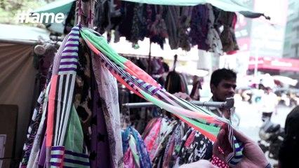 Go Street Shopping in Mumbai With Sushant
