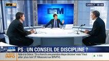 BFM Story: Bureau national du PS: quel avenir pour les frondeurs ? - 24/02