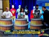 Programa do Ratinho entrevista Florinda Meza, a Dona Florinda - Parte 2