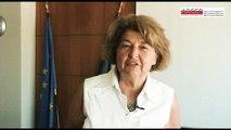 Interview de Joëlle TOLEDANO, ancien membre du collège de l'ARCEP, membre du conseil d'administration de l'Agence nationale des fréquences (2 juillet 2014)