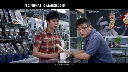 Ah Boys to Men 3: Frogmen - Trailer