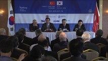 Zeybekci Türkiye-Güney Kore İş Forumu'nda Konuştu