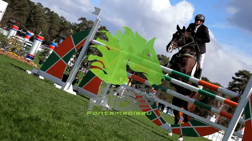 FFE EVENTING TOUR 2015 - FONTAINEBLEAU