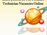 ISRO Jobs 2015 For Freshers Technician Vacancies Online