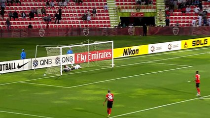 Naser's horrible attempted clearance