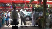 Aniruddha Bapu's visit at Aadyapipa Samadhisthan Sthapana Diwas festivities