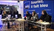 Cécile de Ménibus et Philippe Candeloro au Salon de l'Agriculture - France Bleu Midi Ensemble