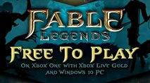 Fable Legends - Free to Play Trailer | Official Xbox One/PC Game (2015)