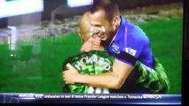 Asmir Begovic Goal vs Southampton 2-11-13 - 1080p HD English Commentary