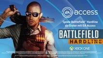 Battlefield Hardline - EA Access Gameplay Trailer [Deutsch] | Offizielles Xbox One Spiel (2015)