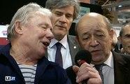 Quand Le Foll et Le Drian chantent en breton - ZAPPING ACTU DU 26/02/2015