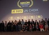 Soirée de remise de prix - Nikon Film Festival 5ème édition