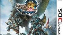 Monster Hunter 3 Ultimate Gameplay (Nintendo 3DS) [60 FPS] [1080p]