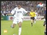 Didier Drogba (OM vs Newcastle) 2003-04
