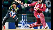 Chris Gayle high scores 200 against Zimbabwe in Cricket World Cup 2015