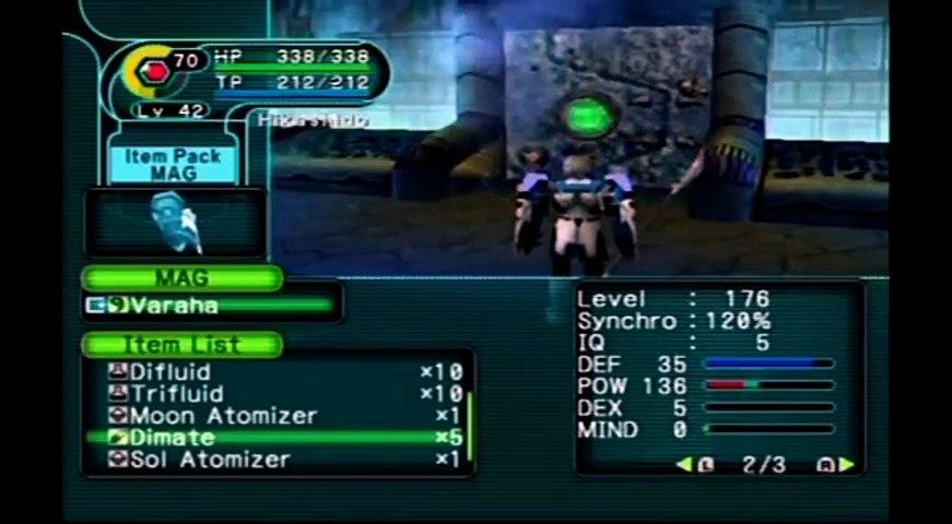 Phantasy Star Online Episode I & II Playthrough Episode 1 Part 6