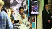 SCOTTIE PIPPEN TALKING ABOUT NIKE SHOES, PLAYING WITH MICHAEL JORDAN AND CHICAGO BULLS