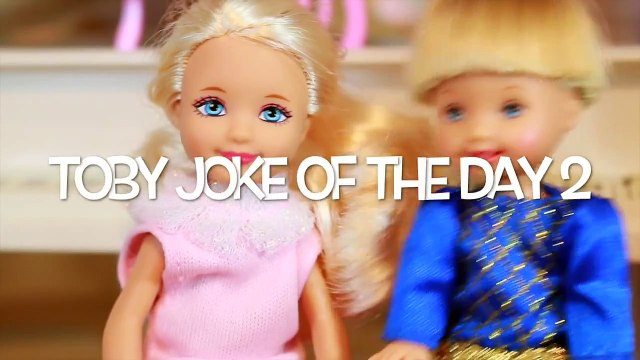 Disney Frozen Toby Joke of the Day 2 BARBIE Chelsea Disney Frozen Parody AllToyCollector