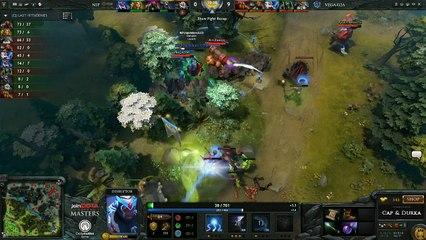 NiP vs Vega Game 1 - joinDOTA Masters @DotaCapitalist @DurkaDota