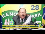 A grana foi pra Cuba, Venezuela, Argentina, Panamá e África, não é dona Dilma? LEVY FIDELIX