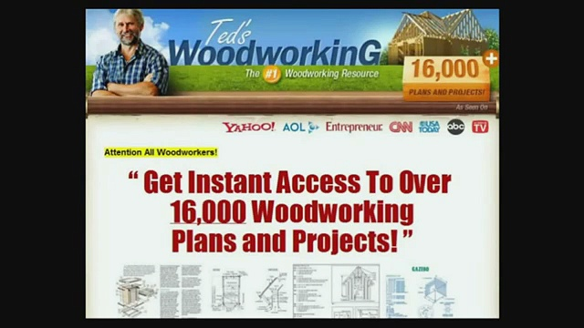Popular Woodworking Teds Woodworking