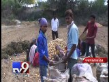 Hike in cold storage rent put farmers in trouble, Banaskantha - Tv9 Gujarati