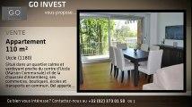 A vendre - Appartement - Uccle (1180) - 110m²