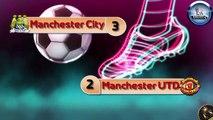 5°Minuto Di Recupero ---Manchester City - Manchester UTD--- (RECUPERO)
