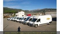 MASSA CARRARA, MASSA   FURGONI PER TRASPORTO SERVICE EURO 50