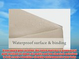 Sealy Cotton Cozy Rest 2-Stage Crib Mattress