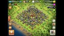 Clash of clans TOP 5 Fails et TOP 5 Meilleurs Raids de la derniere guerre de clans + commentaires !