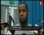 Basket - JO : Lebron James, l'atout choc des USA