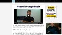Google Sniper 3.0 - 2015 - Free Sniper X Trial Inside! - Google Sniper Scam_ Google Sniper Review