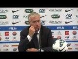 """Foot - Bleus : Deschamps, """"Ribéry est décisif"""""""